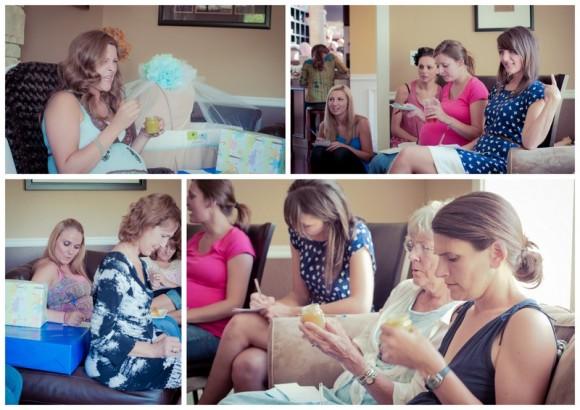 baby food tasting...